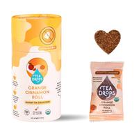 Orange Cinnamon Roll Tea Drops, 10 drops