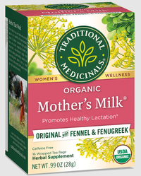 Mother's Milk Tea - Organic 16 tea bags (Traditional Medicinals)