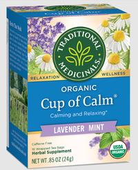 Cup of Calm® Tea, 16 tea bags (Traditional Medicinals)