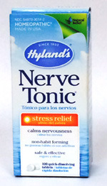 Nerve tonic hylands