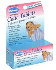 Colic Tablets, 125 tablets (Hyland's)