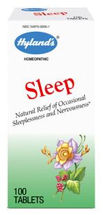 Sleep, 100 tablets (Hyland's)