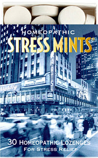 Stress Mints, 30 homeopathic lozenges (Historical Remedies)
