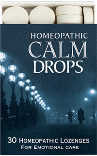 Calm Drops, 30 homeopathic lozenges (Historical Remedies)
