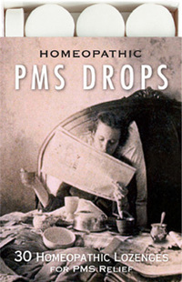 PMS Drops, 30 homeopathic lozenges (Historical Remedies)