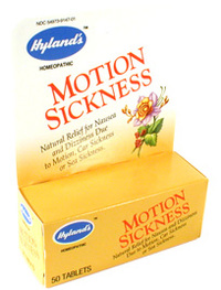 Motion Sickness, 50 tablets (Hyland's)