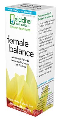 Female Balance, 1 fl oz (Siddha)