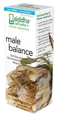 Male Balance, 1 fl oz (Siddha)