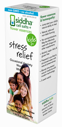 Kids Stress Relief, 1 fl oz (Siddha)