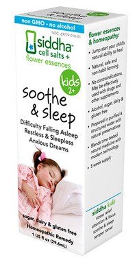 Kids Soothe And Sleep, 1 fl oz (Siddha)