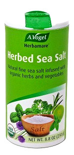 Herbamare® Herbed Sea Salt, 8.8 oz / 250g (Bioforce)