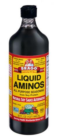 Liquid Aminos, 32 fl oz (Bragg's)