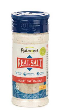 Sea Salt 10 oz / 284g (Redmond Trading Co.)