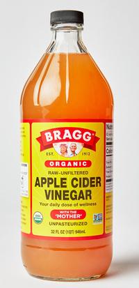 Bragg's Apple Cider Vinegar, Organic 32 fl oz / 946 mL