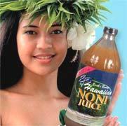 Hawaiian Noni Juice, 32 fl oz / 964 ml (Earth's Bounty)
