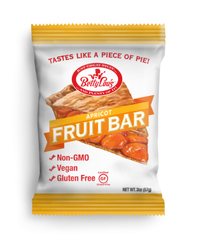 Apricot Fruit Bar, 2 oz  (Betty Lou's)