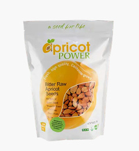 Bitter Raw Apricot Seeds, 8 oz (Apricot Powder)