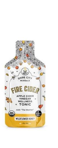 Fire Cider, 1 fl oz / 28 g (Shire City)