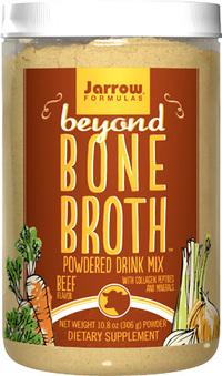 Beyond  Bone  Broth™ - Beef, 10.8 oz powder (Jarrow Formulas)