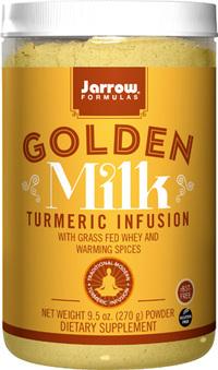 Golden Milk Powder, 9.5 oz (Jarrow Formulas)