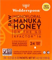 Manuka Honey On-The-Go (Wedderspoon)