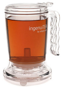 IngenuiTEA Teapot, 16 oz container (Adagio)