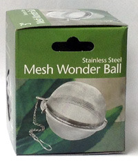 "Tea Ball, 3"" Mesh Wonder Ball"