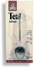 Tea Spoon Infuser, Stainless Steel  (Harold Import Co. Inc.)