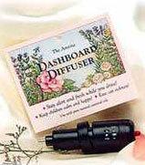 Dashboard Diffuser, 1 unit (Amrita Aromatherapy)