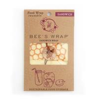 Sandwich Wrap - Single Food Wrap (Bee's Wrap)