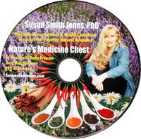 FREE Nature's Medicine Chest Audio CD