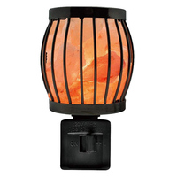 Himalayan Salt Crystal Night Light - Model 1804, 1 unit (WBM International)