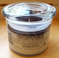 Coffee Soy Candle, 10 oz (Zia Company)