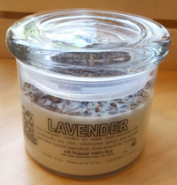 Lavender Soy Candle, 10 oz (Zia Company)