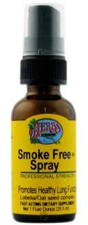 Smoke Free Spray, 1 fl oz (Herbs Etc.)