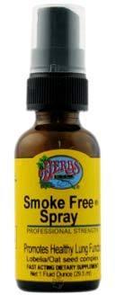 Smoke Free Spray, 1 fl oz (Herbs Etc.)