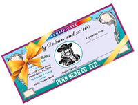 Gift Certificate: $25