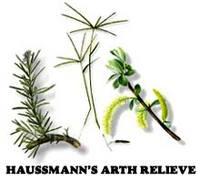 CLEARANCE: Haussmann's Arth Relieve Formula  #3, 4 oz (Nature's Wonderland)