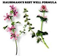 Haussmann's Rest Well Formula  #4, 4 oz (Nature's Wonderland)