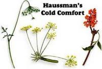 Haussmann's Cold Comfort Formula #10, 4 oz (Nature's Wonderland)