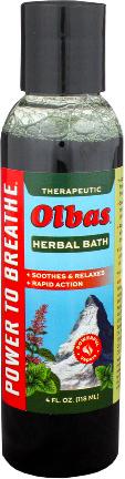 Olbas Herbal Bath, 4 fl oz / 118ml