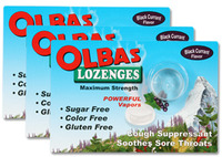 Consumer Olbas Black Currant Lozenges - Sugar Free, 100 samples