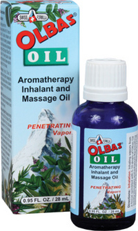 Olbas Oil Aromatherapy Inhalant, Massage Oil – .95 Fl Oz