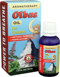 Olbas Oil for Children Aromatherapy – 30mL