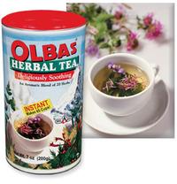 Olbas Instant Herbal Tea, 7 oz (200g) + FREE Olbas Mug