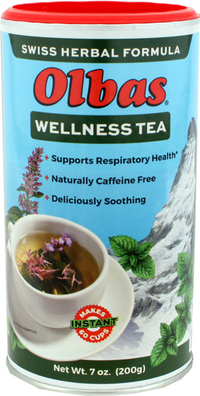 Olbas Instant Herbal Tea, 7 oz / 200g