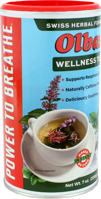 Olbas Herbal Wellness Tea – 7 Oz /200 G – Penn Herb