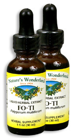 Fo-Ti Extract, 1 fl oz / 30 ml each (Nature's Wonderland)