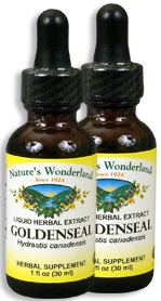 Golden Seal Root Extract, 1 fl oz / 30 ml each (Nature's Wonderland)