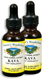 Kava Kava Root Extract, 1 fluid oz./30 ml each